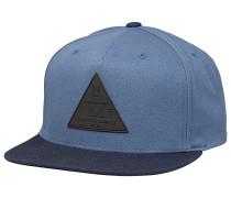 X Snapback Cap - Blau