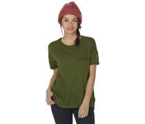 Shale - T-Shirt für Damen - Grün