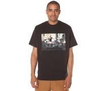 Hot Rod Biker - T-Shirt für Herren - Schwarz