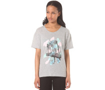 Tropical - T-Shirt für Damen - Grau