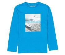 Chill - Langarmshirt für Jungs - Blau
