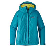 Insulated Torrentshell - Outdoorjacke für Damen - Blau