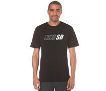 Skyline Dri-Fit Cool GFX - T-Shirt für Herren - Schwarz