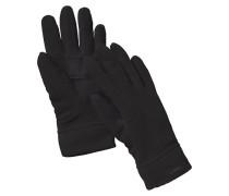 Micro D - Handschuhe für Damen - Schwarz