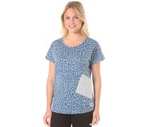 Holk - T-Shirt für Damen - Blau