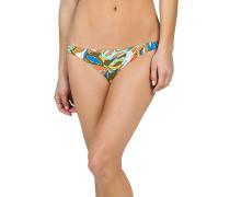 Faded Flowers Full - Bikini Hose für Damen - Mehrfarbig