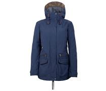 Alma - Mantel für Damen - Blau