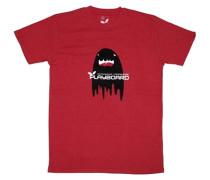 Ghost - T-Shirt für Herren - Rot