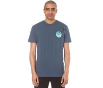 Sunrise - T-Shirt für Herren - Blau