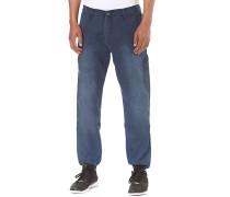 Jogger - Stoffhose für Herren - Blau