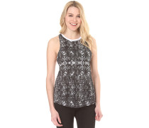 Burn It Tank - Top für Damen - Schwarz