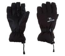 Rider - Snowboard Handschuhe für Herren - Schwarz