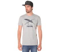 Harpoon Flag - T-Shirt für Herren - Grau