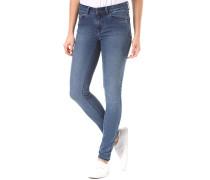 Vicommit Raw Slim MBD - Jeans - Blau