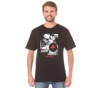 0047 - T-Shirt für Herren - Schwarz