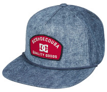 Denimo - Snapback Cap für Herren - Blau