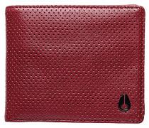 Apex Big Bill Tri-Fold - Geldbeutel für Herren - Rot