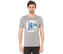 NY Photo - T-Shirt für Herren - Grau
