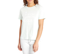 Basic - T-Shirt für Damen - Grün
