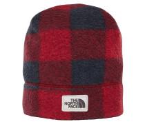 Sherpa - Mütze für Damen - Karo