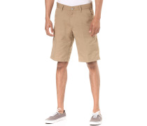 Presenter - Chino Shorts für Herren - Beige