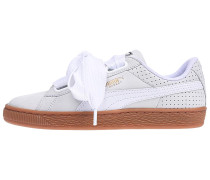 Planet Sports | Basket Heart Perf Gum - Sneaker