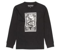 Tarot - Langarmshirt für Jungs - Schwarz