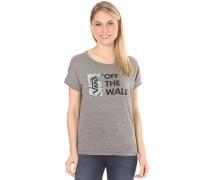 Tropical Lock Up - T-Shirt für Damen - Grau