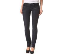 Attacc Mid Straight - Loxton Superstretch - Jeans für Damen - Blau