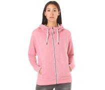 Gain - Kapuzenjacke für Damen - Pink