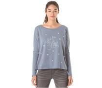 Padera - Langarmshirt für Damen - Blau