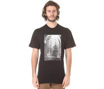 Rail Line - T-Shirt für Herren - Schwarz