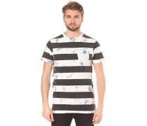 Christoph Washed Stripe - T-Shirt für Herren - Streifen