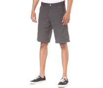 Presenter - Chino Shorts für Herren - Grau