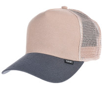 HFT Soft CanvasTrucker Cap Beige