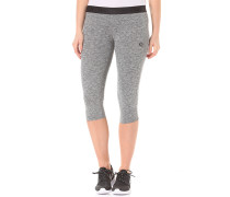 Dri-FIT Crop Legging - Trainingshose für Damen - Grau