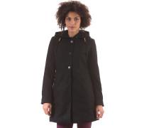 Boulevard - Mantel für Damen - Schwarz