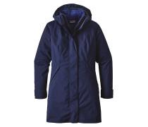 Vosque 3-in-1 - Mantel für Damen - Blau