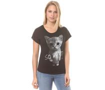 So What Dolman - T-Shirt für Damen - Schwarz