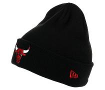 Team Essential Cuff Chicago Bulls Otc Mütze - Schwarz