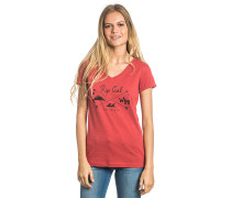 Chillancito - T-Shirt für Damen - Rot