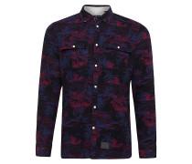 Violator Pattern Flannel - Hemd für Herren - Mehrfarbig