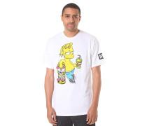 Chillin - T-Shirt für Herren - Weiß