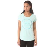 Script - T-Shirt für Damen - Grün