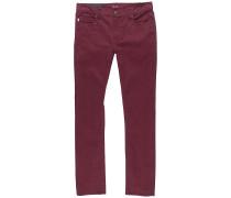 E01 Color - Jeans für Herren - Rot