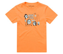 TR Whatever - T-Shirt für Jungs - Orange