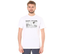 Push Through II - T-Shirt - Weiß