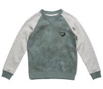 Heros Crew Neck - Sweatshirt für Jungs - Grün
