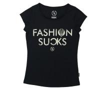 Fsucks Boat - T-Shirt für Damen - Schwarz