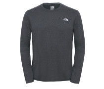 Reaxion AMP Crew - Sweatshirt für Herren - Grau